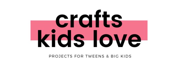 Crafts Kids Love